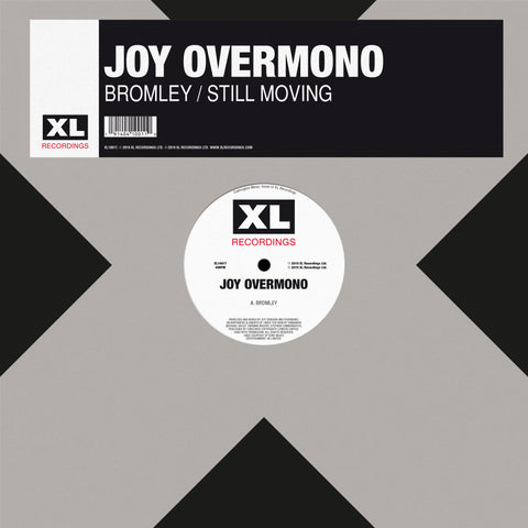 JOY OVERMONO - BROMLEY / STILL MOVING (PRE-ORDER)