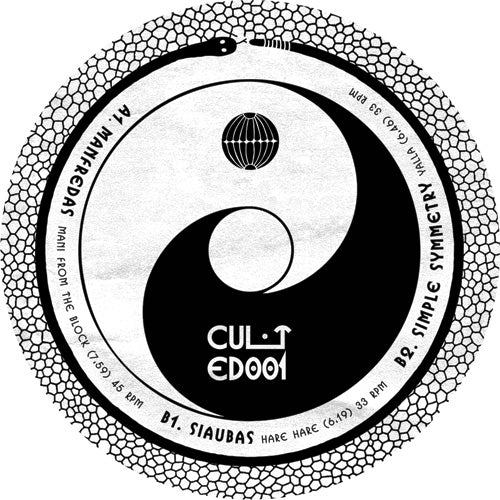 Various Artists - Cult Edits 001