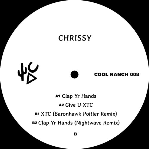 Chrissy - Give U XTC EP