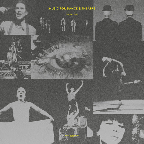 VARIOUS ARTISTS - MUSIC FOR DANCE & THEATRE VOLUME ONE (PRE-ORDER)