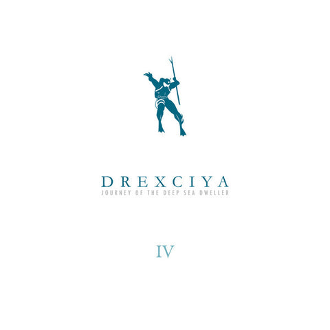 Drexciya - Journey Of The Deep Sea Dweller I - REPRESS (PRE-ORDER)