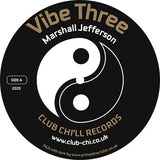 Marshall Jefferson / Jungle Wonz - Vibe Three / Human Condition (PRE-ORDER)