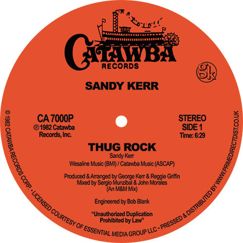 Sandy Kerr - Thug Rock