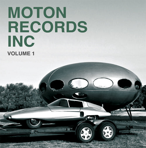 Moton Records Inc - Moton Long Player Vol 1