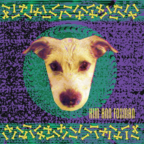 Kim Ann Foxman - My Dog Has Fleas (Pleasure Planet / C.P.I. Remixes)