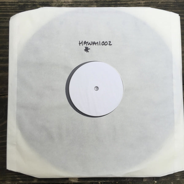 HAWAII002 Test Pressing - Lobster Records
