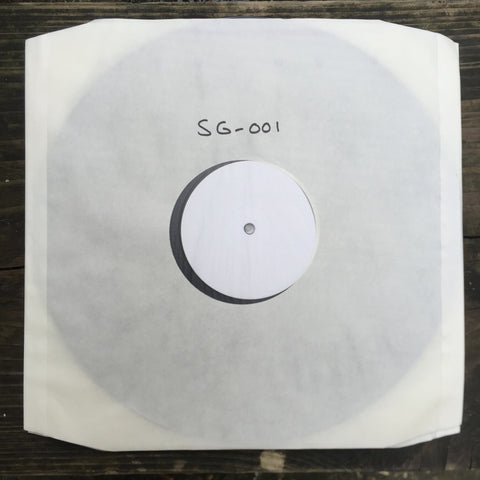 SG-001 Test Pressing - Lobster Records