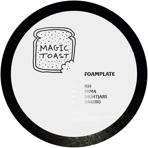 Foamplate - Nightjars EP