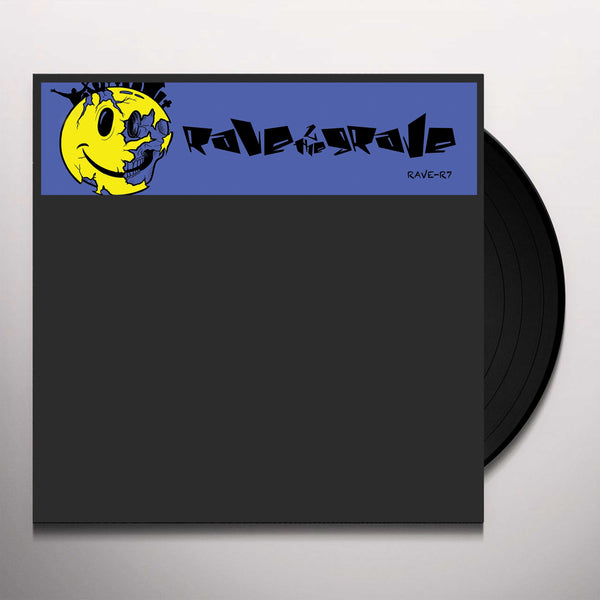 Rave 2 The Grave - Pacific State / Adrenaline (PRE-ORDER)