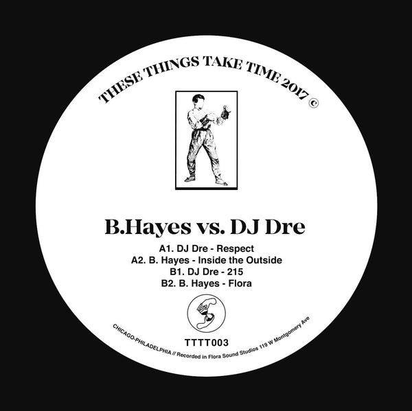B.Hayes vs DJ Dre - TIME003