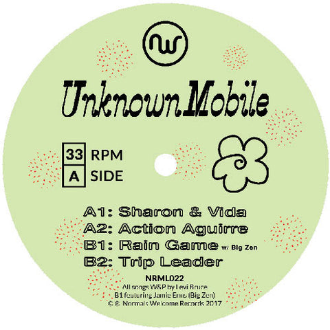 Unknown Mobile - Sharon & Vida (PRE-ORDER)