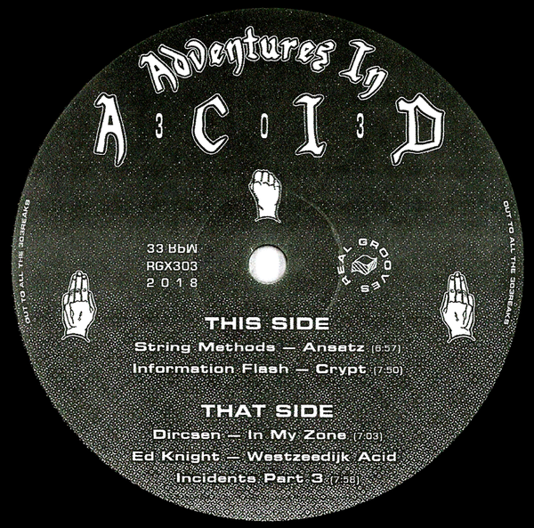 Various Artists - Adventures in Acid