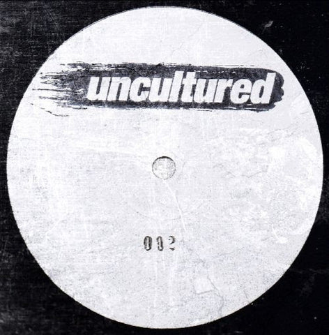 Unknown Artist - UNCULTURED002 (PRE-ORDER)