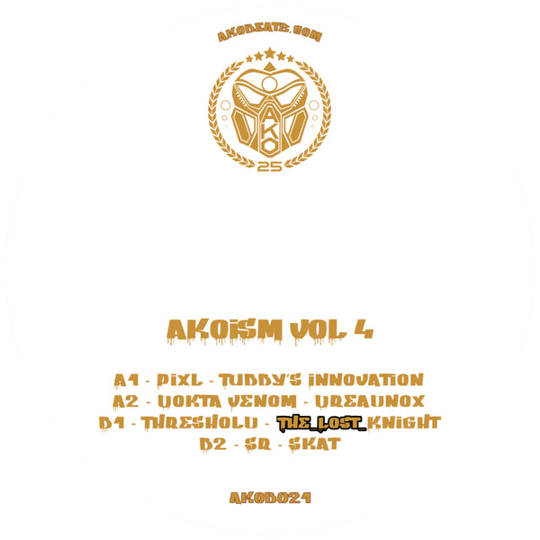 Various Artists - Ako Beatz Present: Akoism Volume 4