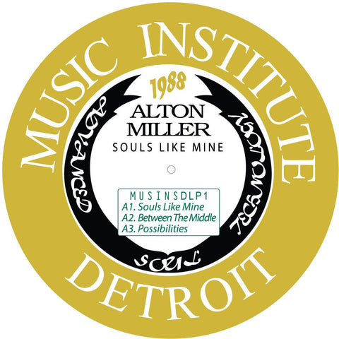 Alton Miller - Souls Like Mine (PRE-ORDER)