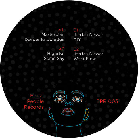 Various Artists - EPR 003 (PRE-ORDER)
