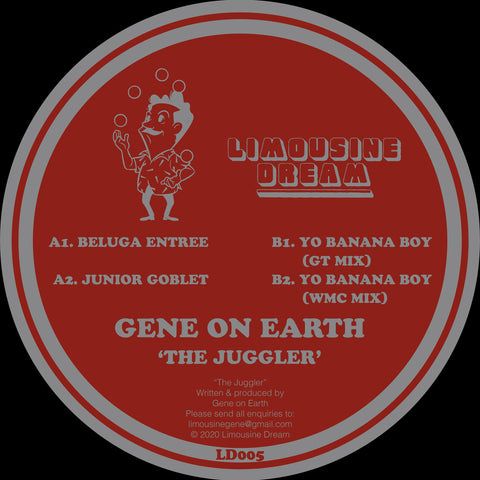 Gene On Earth - The Juggler (PRE-ORDER)