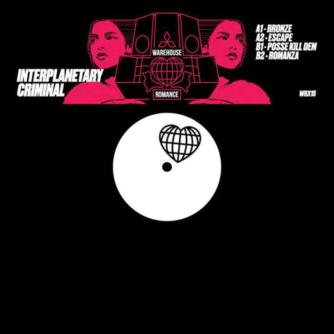 Interplanetary Criminal - Warehouse Romance (PRE-ORDER)