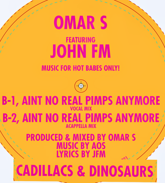 Omar S - Music For Hot Babes Only!
