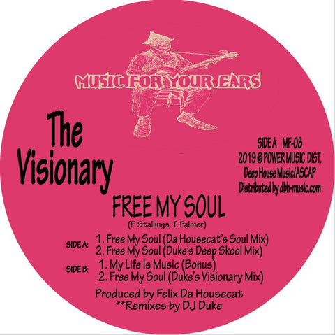 The Visionary - Free My Soul
