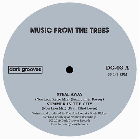 Music From The Trees - Steal Away