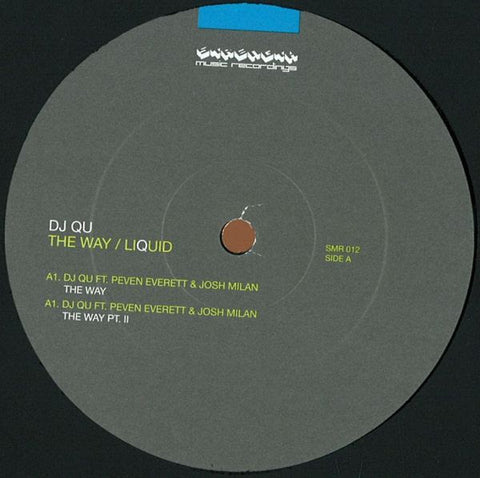 DJ Qu - The Way
