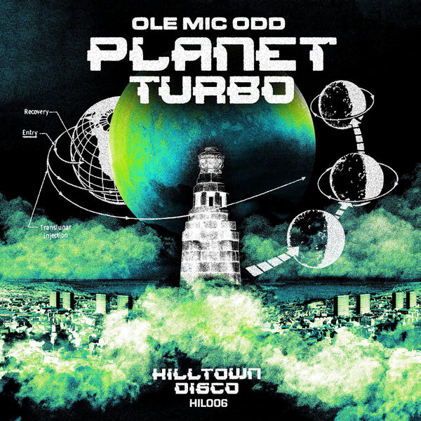 Ole Mic Odd - Planet Turbo