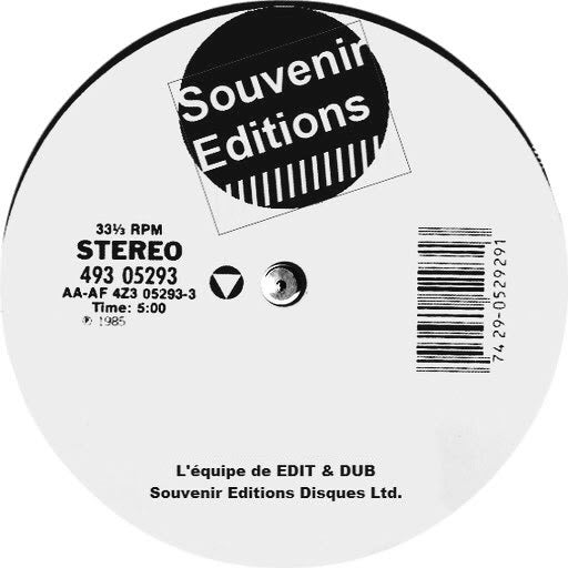 Edit & Dub - #10 Dubplate Action (PRE-ORDER)
