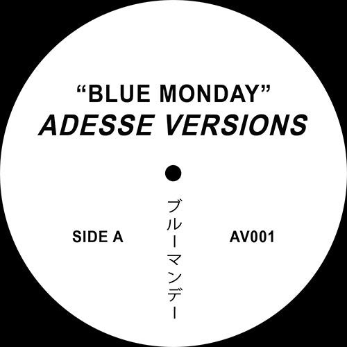 Adesse Versions - Blue Monday