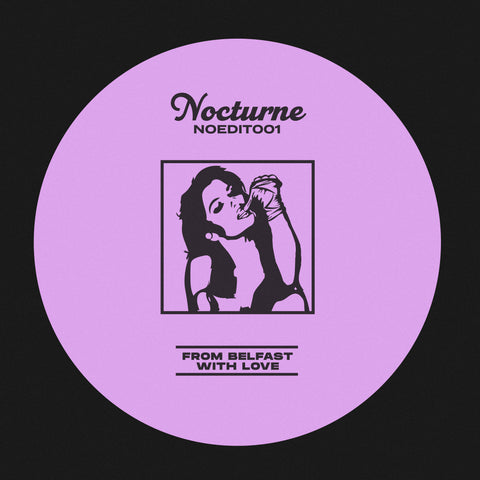 Unknown Artist - NOEDIT001 REPRESS (PRE-ORDER)
