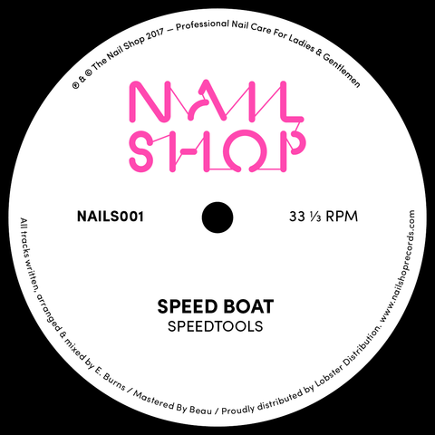 Speed Boat - Speed Tools (REPRESS)