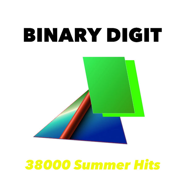Binary Digit - 38000 Summer Hits