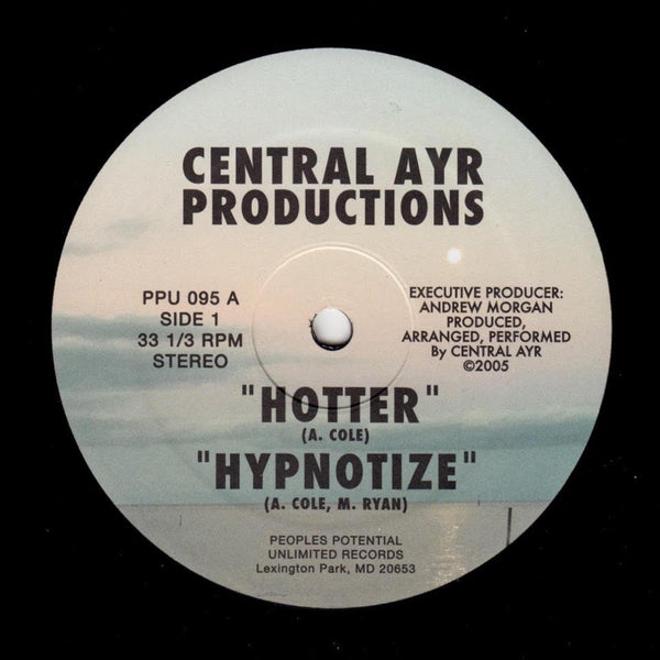 Central AYR Productions - Hypnotize