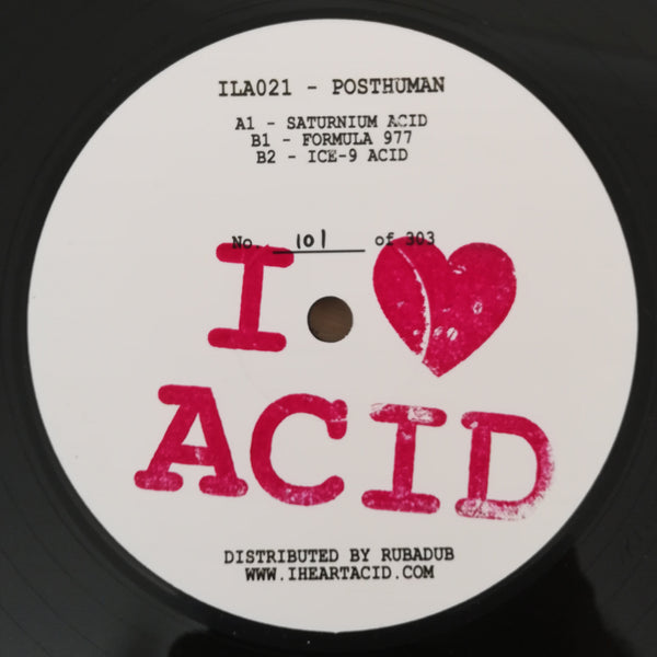 Posthuman - I Love Acid 19