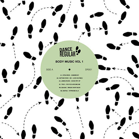 Various Artists - Body Music Vol 1 EP