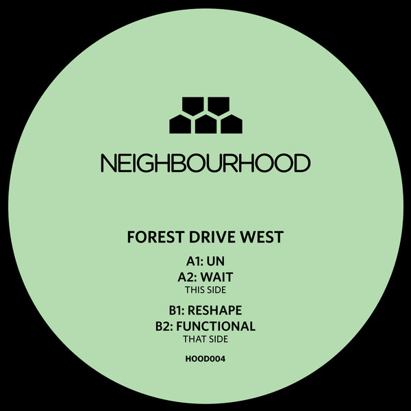 Forest Drive West - Un/Wait/Reshape/Functional