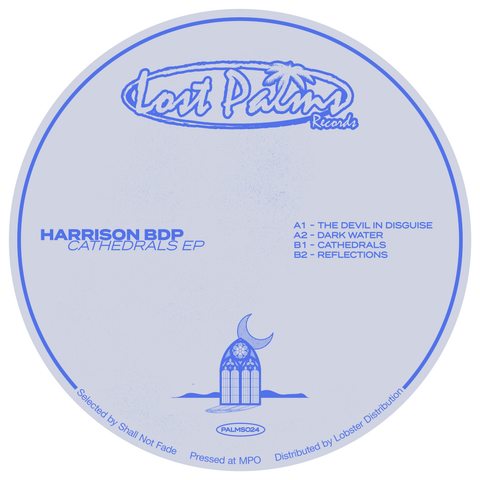 Harrison BDP - Cathedral EP