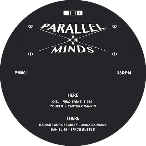 Various Artists - Parallel Minds Vol. 1