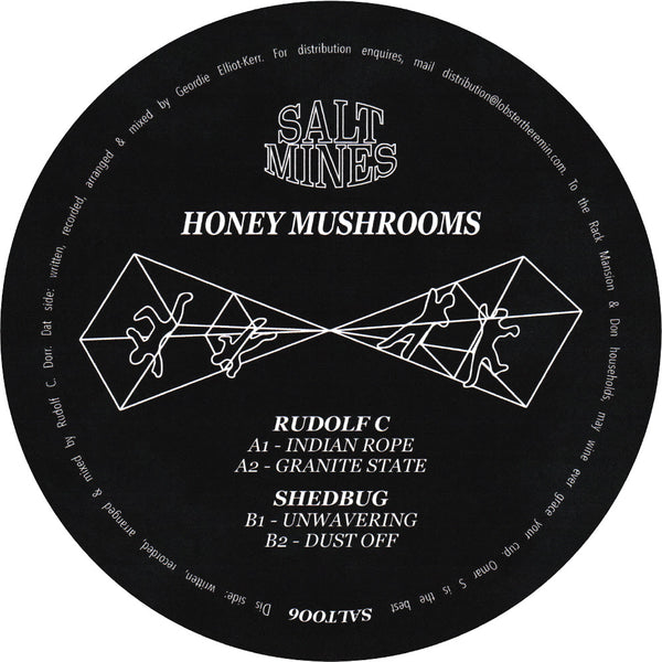Rudolf C & Shedbug - Honey Mushrooms