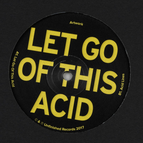 Artwork - Let Go Of This Acid