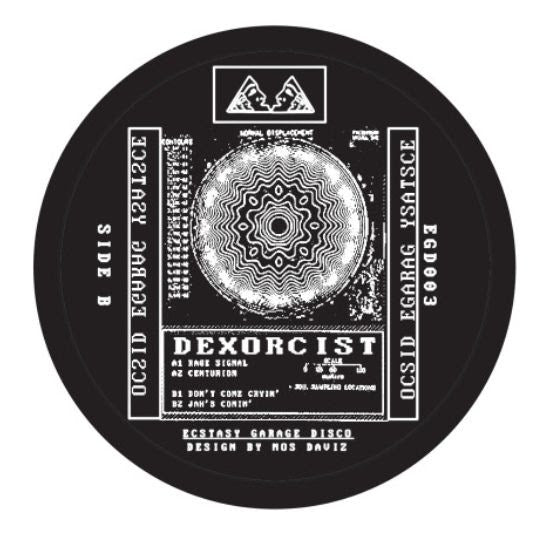 Dexorcist - Rage Signal EP (PRE-ORDER)