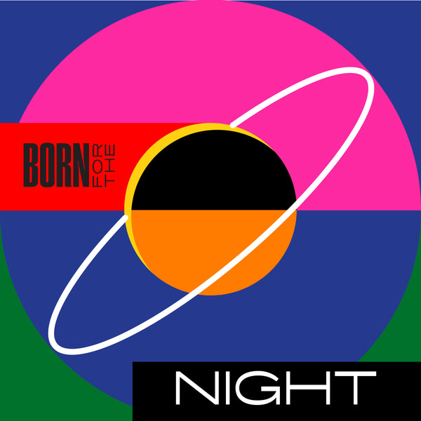 Funky Espresso - Born For The Night