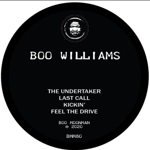 Boo Williams -  The Undertaker