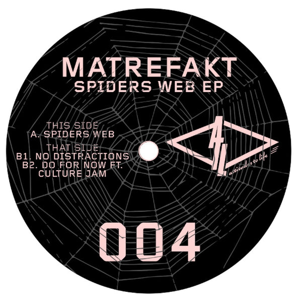 Matrefakt - Spiders Web
