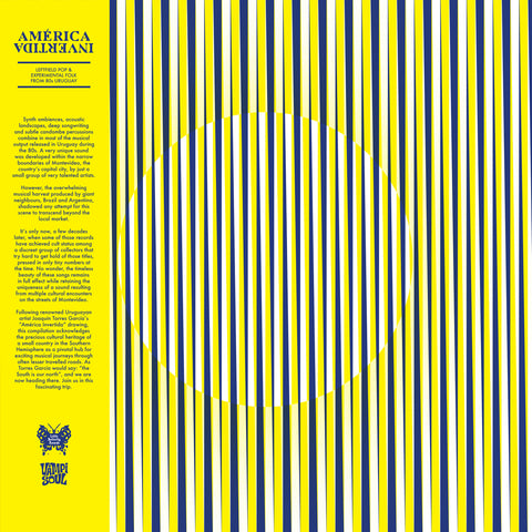 VARIOUS ARTISTS - AMÉRICA INVERTIDA (PRE-ORDER)