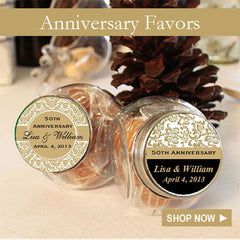 Anniversary Party Favors Gifts Invitations