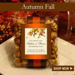 Autumn Fall Wedding Gifts Party Favors and Invitations