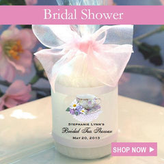 Bridal Shower Invitations and Party Favors