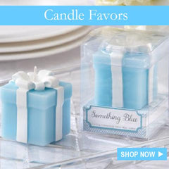 LMK Gifts Candle Votive Tealight Favors