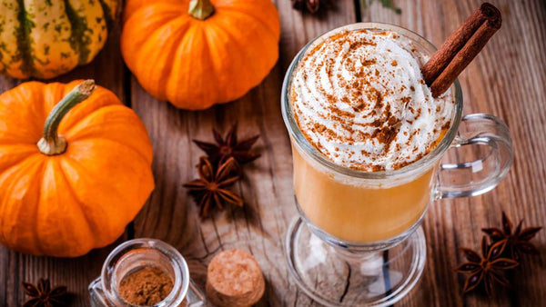 Pumpkin Spiced Latte